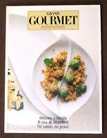 Ricettario - Grand Gourmet - Rivista internazionale di alta cucina N° 34 - 1991