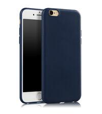 SDTEK iPhone 6s / 6 Custodia Cover Silicone Gel Matte (Marina)