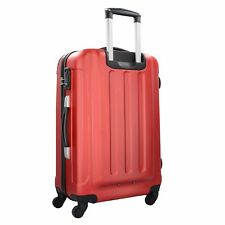 0aebf515b IN Chicago 4 wheels Travelset Suitecase 3 pcs.. (Rot)