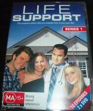 Life Support : Season 1 (Aust Region 4) DVD - Like New