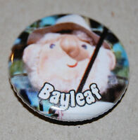 THE HERBS 25MM / 1 INCH BUTTON BADGE SET RETRO KIDS TV 60s 70s PARSLEY THE LION