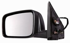 Left/Driver Side View Door Mirror Fits 2008-2013 Nissan Rogue Without Camera
