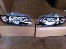 Genuine VX HSV & CALAIS Series 2 HEADLIGHTS LAMPS NEW PAIR GM CLUBSPORT SENATOR