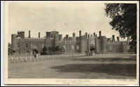 England Great Britain Hampton Court Palace Vintage Pc