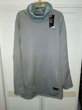 New Mens Under Armour Cold Gear Sweatshirt Mens XXL With Face / Neck Guard