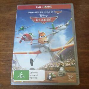 Disney Planes DVD R4 Like New! FREE POST