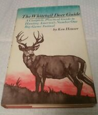 "Vintage Hunting Guide 1972: ""The Whitetail Deer Guide"" By Ken Heuser First Ed."