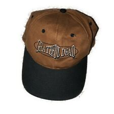 Vintage Grateful Dead Hat Cap Snapback Spell Out Band Rock The Dead Jerry Garcia