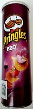 NEW PRINGLES BBQ FLAVORED POTATO CHIPS 5.5 OZ FREE WORLDWIDE SHIPPING