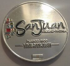 1 Medalla SAN JUAN CIUDAD PATRIA Capital Cultural Iberoamerica 2014 PUERTO RICO