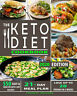 THE KETO DIET COOKBOOK: 550 Easy & Healthy Ketogenic Diet Recipe-electronic book