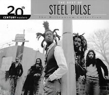 The Best Of by Steel Pulse (CD, Apr-2007, Hip-O)