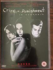 Monica Keena Ellen Barkin CRIME & PUNISHMENT IN SUBURBIA ~ 2000 Drama | UK DVD