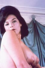 Vtg 1950s Photo Girl Pinup Naughty Perky Side Boob Busty Tits Risque #1352