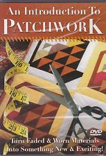 AN INTRODUCTION TO PATCHWORK - DVD