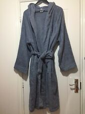 NEW LADIES SIZES 10-20 POLY//COTTON JERSEY DRESSING GOWN WITH POCKETS*LA MARQUISE
