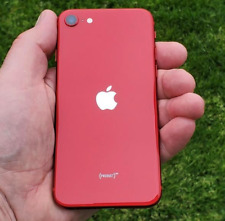 Apple iPhone SE (2020) 2nd Gen 64GB Red (Unlocked) Smartphone