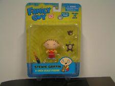Stewie Griffin with Teddy Bear Family Guy 2010 MEZCO