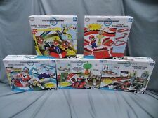 NINTENDO MARIO KART WII LOT OF 5 KNEX BUILDING SETS SOLD AS IS DONKEY KONG K'NEX