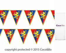 Coco&Bo 1 x Gryffindor Magical Wizarding Party Bunting Harry Potter Decorations