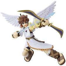 Good Smile figma Kid Icarus Uprising Pit Action Figure With 3DS AR Card F/S JPN