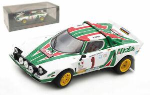 Spark S9090 Lancia Stratos HF Winner Monte Carlo 1977 - Sandro Munari 1/43 Scale