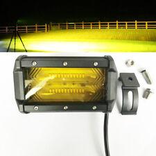 1x 4D 72W LED Arbeitslicht 12V Nebelscheinwerfer Offroad ATV Auto SUV Universal