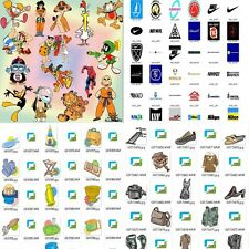 400.000 CLIP ART COLLECTION QUALITY CATEGORY LOGHI CARTOON COMICS SEXY SU 4 DVD