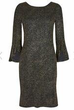 104# wallis Flute Sleeve Dress size UK12 RRP £45