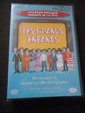 DVD Les Plus Grands Moments De La Télé - Les Grands Enfants Neuf sous cello