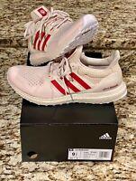"Men's Adidas Ultraboost DNA 1.0 ""Indiana Hoosiers"" Running Shoes (Size 9.5 D)"