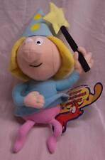 "Rocky & Bullwinkle Fractured Fairy 8"" Plush Stuffed Animal Toy"