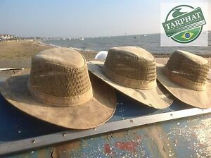 Tarp Hat Vented Type  from Brazil 6 Great sizes-Grab a Bargain-Seconds
