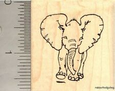 Baby Elephant Rubber Stamp E13416 mammal, cute