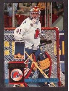 1993-94 DONRUSS ROOKIE # 275 JOCELYN THIBAULT !!