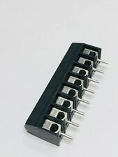 10pcs- 960-DS/08, MFR=WECO, Euro Style Terminal Block,8POS,5.08mm Pitch,12-26AWG