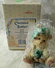 """Cherished Teddies 1993 """"Sean"""" #916439"""
