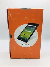 LG G Pad X 8.0 V520 32GB, Wi-Fi + 4G Cellular (AT&T GSM unlocked) tablet 8in