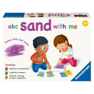 Ravensburger Abc Sand Mit Me Spiel - Kinder Zählen Und Schreiben Activity Spiel