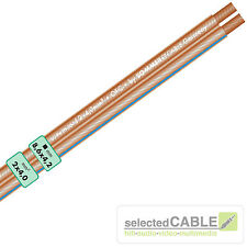 Sommer Cable Cavo altoparlante 240 SC twincord SPK 2x 4,0mm ² OFC 400-0400