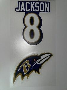 New Baltimore Ravens Car Stickers
