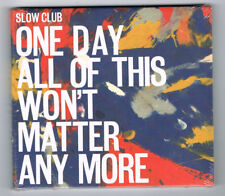 ♫ - SLOW CLUB - ONE DAY ALL OF THIS... - CD 12 TITRES - 2016 - NEUF NEW NEU - ♫