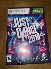 Just Dance 2018 [ Kinect Game ] (XBOX 360) NEW SEALED DANCING GAME FOR KIDS