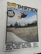 Thrasher Magazine - Summer 2007 Photo Issue Th1rt3en Sandoval Nuge Red Hosoi