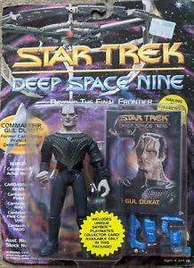 Star Trek Deep Space Nine Gul Dukat Cardassian Playmates action figure MOC