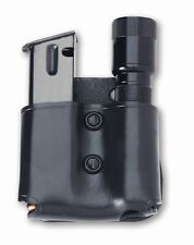 "Galco MFP COP MAG FLASHLIGHT PADDLE .45/10mm Double Mags, 1"" Flashlight #MFP28B"