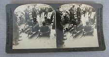 V18869 Keystone Stereoview Of WWI 'Bringing In The Wounded'