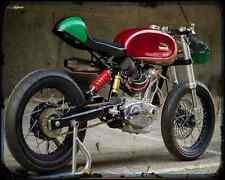 Ducati F3 Radical Ducati 3 A4 Metal Sign Motorbike Vintage Aged