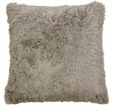 Catherine Lansfield Cuddly Natural Cushion Cover 45cm X 45cm