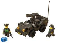 Sluban M38 B5800  Armee-Jeep  Neu & OVP
